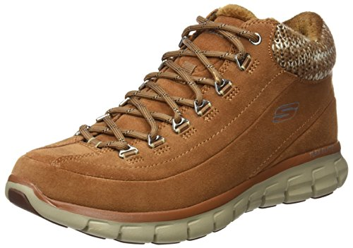 Csnt Skechers High Damen Top Braun Synergy wzH71