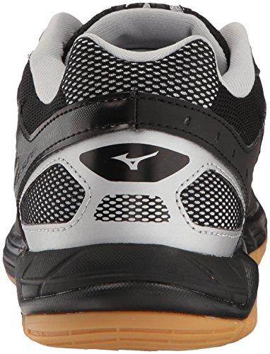 Silver 11 Black Supersonic 5 Women's Shoe Women's US Wave Mizuno Volleyball B nAwY8U7xx