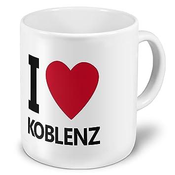Xxl Jumbo Städtetasse Koblenz Xxl Jumbotasse Mit Design I Love