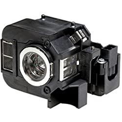 Mwgears Replacement Lamp For Epson Powerlite 84 Projector Replacement Lamp With Housing