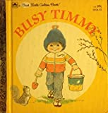 img - for Busy Timmy (Little Golden Book) book / textbook / text book