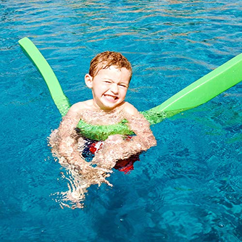 (Texas Recreation Super Soft Dippers Pool Noodles - Green )