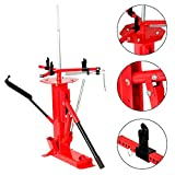 Car Truck Portable Tire Changer Changing Machine Motorcycle Bead Breaker Manual - House Deals