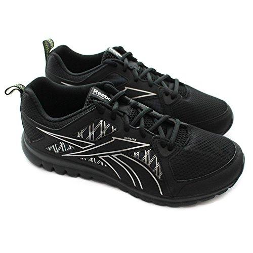 REEBOK homme Chaussures Sublite Escape Mt - Couleur: Noir - Taille: 45,5