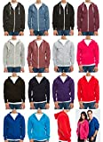 Mens Hipster Hip Hop Long Sleeve Fleece Zip-Up Hoodie Jacket (size up to 5XL)
