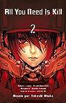 All you need is kill Vol. 2 par Sakurazaka