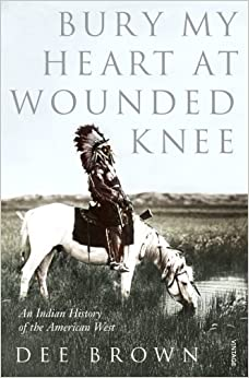 Image result for bury my heart at wounded knee book