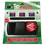 Dri-Markamp;reg; iDetector Counterfeit Currency And ID Detector with Ultraviolet Light