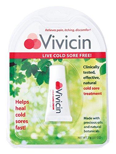 Vivicin Natural Cold Sore Treatment