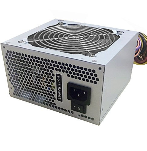 HIGH POWER® HPC-430-N12S 430-WATT Intel-Approved PC Power Supply. Super low-noise performance upgrade with SATA HDD & PCI-EXPRESS Video Support for Dell Dimension 5150 5100 E510 E520 E521 3100 E310, Dell PowerEdge 800 830, DELL Part# MC633, PC357, N8372, NC905, C5201, and PH333 H305N-00 ()