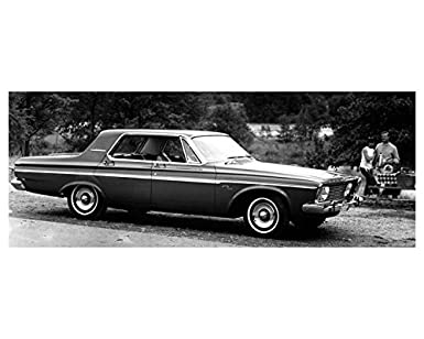 Image Unavailable Not Available For Color 1963 Plymouth Fury Factory Photo