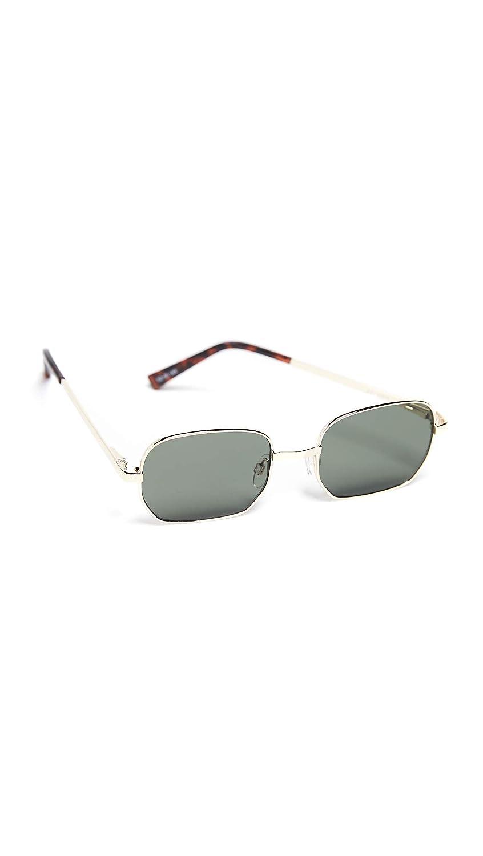 Le Specs las gafas de sol Flash Oro única Talla: Amazon.es ...