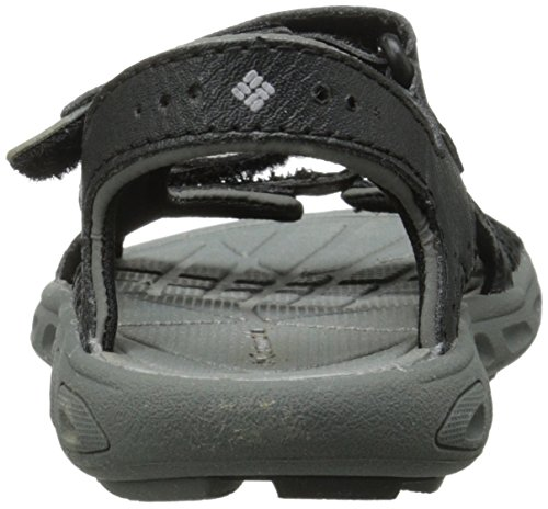 Columbia Toddler Techsun Vent - Zapatos de Multideporte infantil Negro (010)