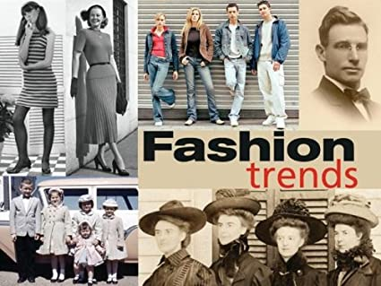 Amazon com : Learning Zonexpress Fashion Trends Powerpoint