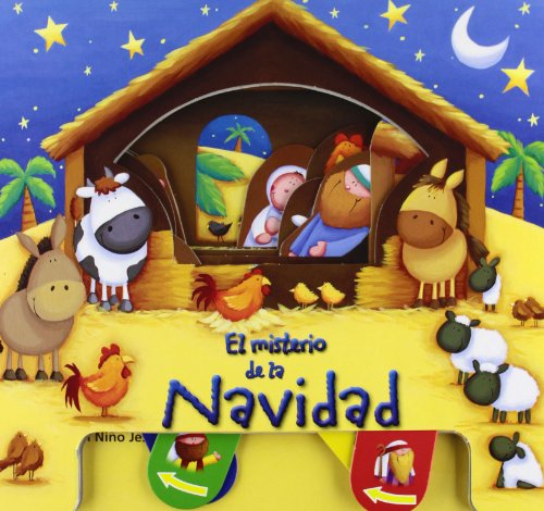 El misterio de la Navidad (Adviento y Navidad) por Juliet David,Sarah Pitt,Loro Jiménez, Sara
