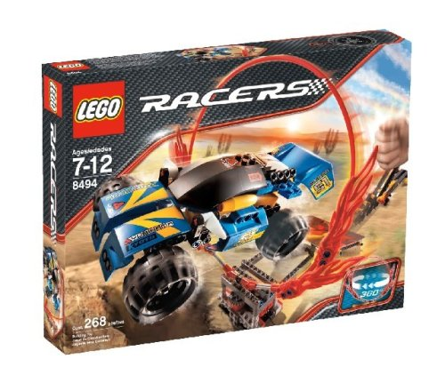 Lego Racers Ring (LEGO Racers Ring of Fire)