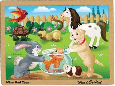 Playful Pets 12 Piece - 6