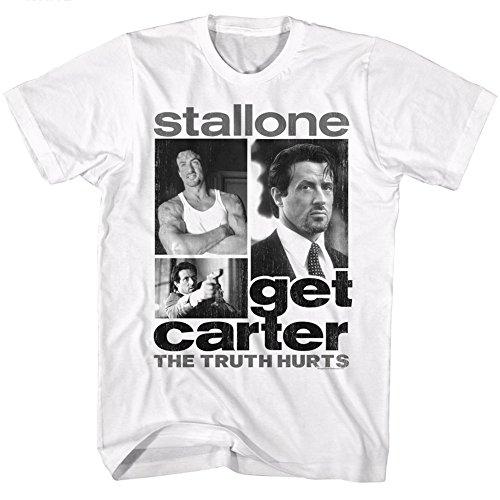 grand American Homme Obtenez Collage Charretier Tee Blanc shirt Pour Xxx Get Classics xvqrSx