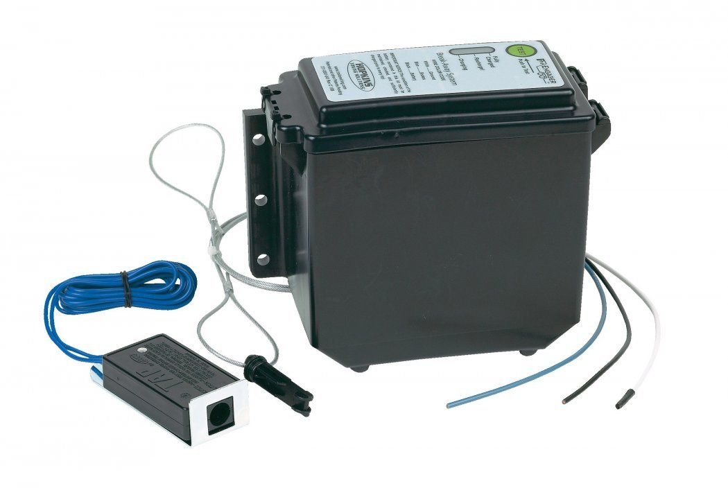Hopkins 20400 Engager FT Break Away System with LED Battery Monitor by Hopkins Towing Solutions