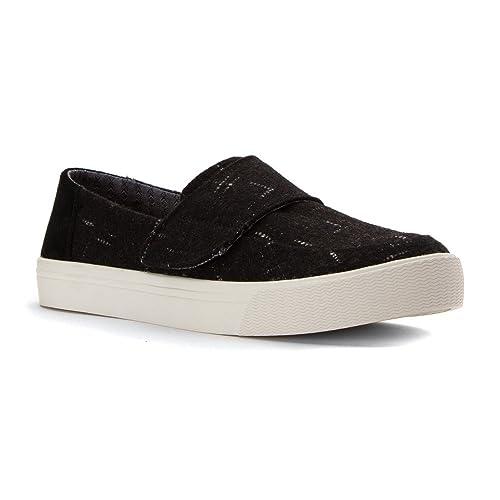 TOMS Sneaker - Zapatillas de Piel para Mujer: Amazon.es: Zapatos y complementos