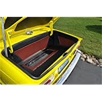 HushMat 621704 Sound and Thermal Insulation Kit (1970-81 Camaro Trunk)