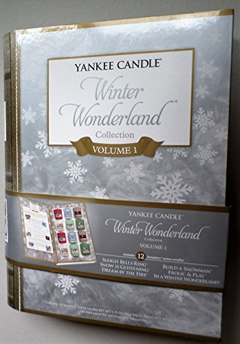(Yankee Candle Winter Wonderland(C) Book Box Candle Gift Set)