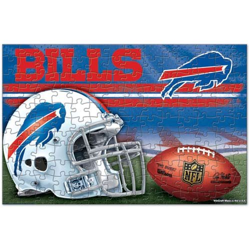 Puzzle Buffalo Bills - Wincraft NFL Buffalo Bills Puzzle in Box (150 Piece)
