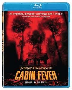 Cabin Fever [Reino Unido] [Blu-ray]: Amazon.es: Rider