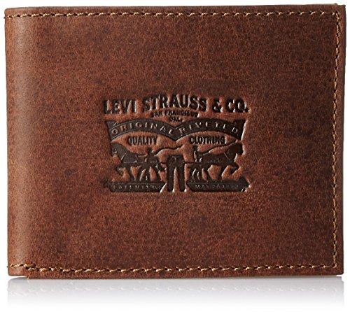 Levis FW 14 Brown Men's Wallet (12836-0002)