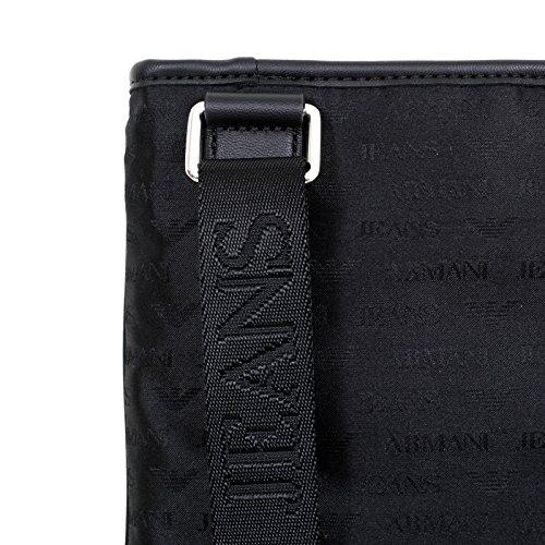 Armani Jeans , Sac à main pour homme noir noir