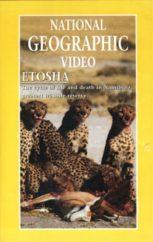 Video: Etosha - The Cycle Of Life And Death In Namibia's Greatest Wildlife Reserve [VHS Video] [PAL Format] ()