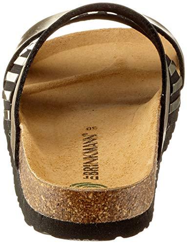 701199 Or Brinkmann Dr 82 Gold Pantolette qw8WFtpz