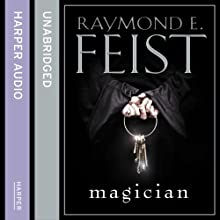 Magician Audiobook by Raymond E. Feist Narrated by Peter Joyce