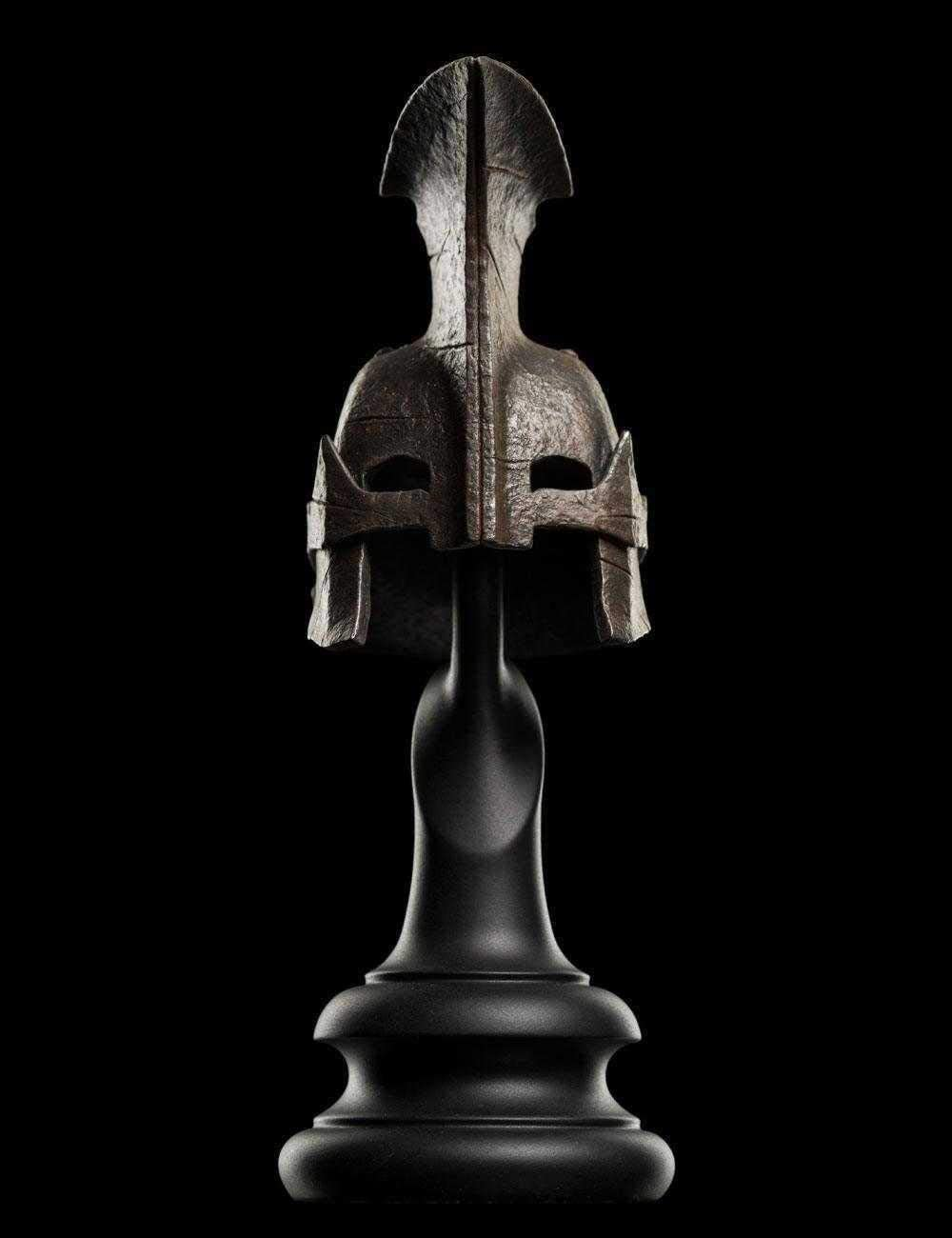 Weta Workshop Hobbit Mini Helm Gundabad Orc Helm 1 4 Scale
