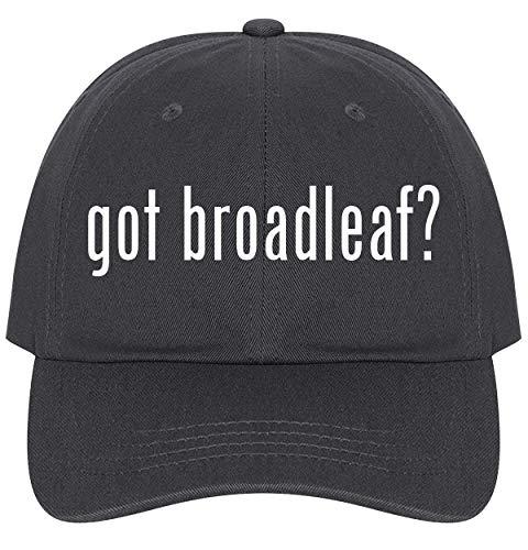 The Town Butler got Broadleaf? - A Nice Comfortable Adjustable Dad Hat Cap, Dark Grey