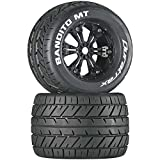 Duratrax Bandito MT 3.8 Mounted Tyre - Best Reviews Guide