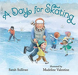 Book Cover: A Day for Skating