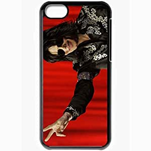 diy phone casePersonalized iphone 6 4.7 inch Cell phone Case/Cover Skin Michael jackson king of pop peace singer Music Blackdiy phone case