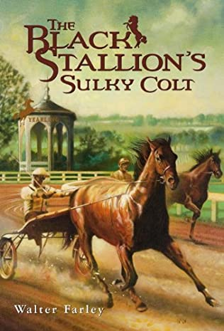 book cover of The Black Stallion\'s Sulky Colt