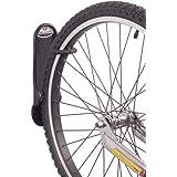 Gear Up 1-Bike Solo Vertical Wall Mount, Black