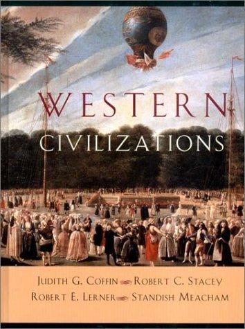 Western Civilizations, Single Volume Edition, Fourteenth Edition 14th edition by Coffin, Judith G. published by W. W. Norton & Company Hardcover ePub fb2 book