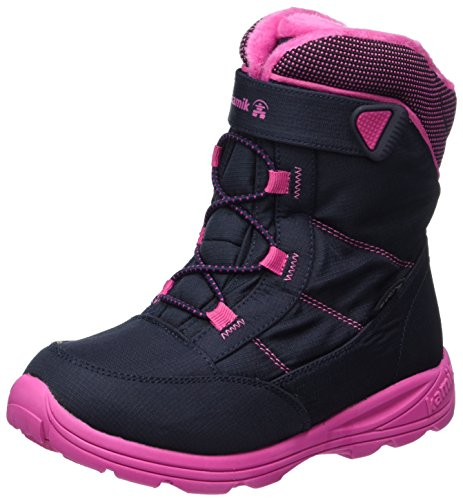 Navy Boots Stance Kamik Snow Magenta Girl's W6azanO8Z