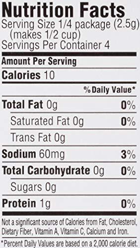 Jell-O Sugar-Free Lime Gelatin Dessert Mix, 0.3 oz Box by Jell-O (Image #1)