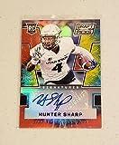 accurate sharp - Football NFL 2016 Panini Prizm Collegiate Draft Picks Draft Picks Autographs Tie Dyed Prizms #189 Hunter Sharp NM Near Mint RC Rookie Auto 13/49