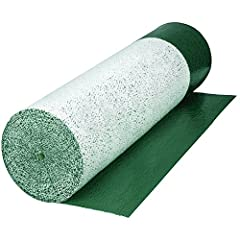 The ROBERTS First Step Premium 3-in-1 Underlayment, 630 sq. ft. roll is designed for use under floating laminate and engineered wood flooring. This product is meant for use on concrete slabs and wood subfloors that are below, on or above grad...