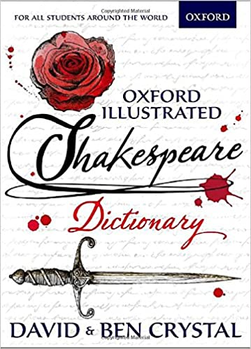 Image result for Oxford Illustrated Shakespeare Dictionary