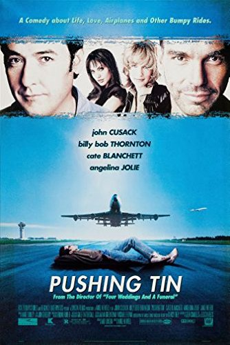 (24x36) Pushing Tin Movie Poster Large 24 x 36 inches 61x91.5cms