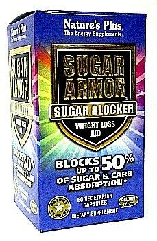 Nature Armure de sucre Plus (Blocker sucre) - 60 VegCap