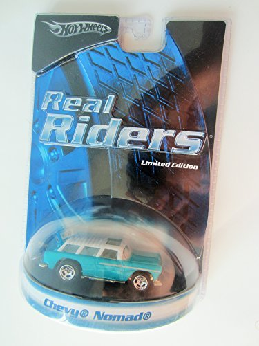 Hot Wheels Real Riders Limited Edition Chevy Nomad