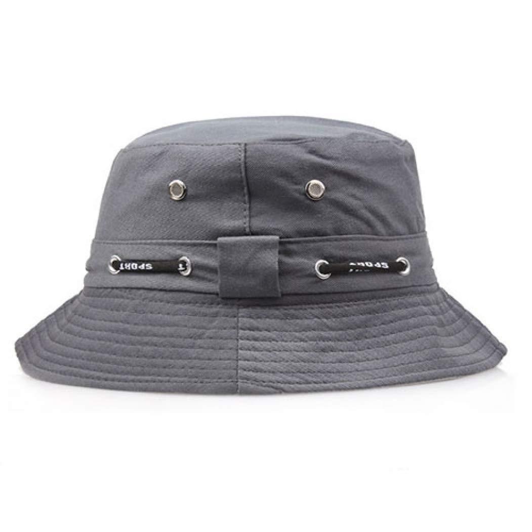 7513f8f613e Amazon.com  GODIWAN Bucket Hat Flat Cap Fisherman Hats for Men Women Summer  Hip Hop Outdoor Hiking Panama Hat Army Green  Clothing